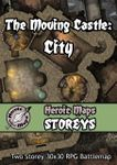 RPG Item: Heroic Maps Storeys: The Moving Castle: City