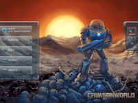 Video Game: Crimsonworld