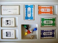 Board Game: Byen Rundt