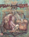 RPG Item: Monstrous Compendium Planescape Appendix II