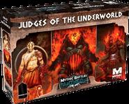 Board Game: Mythic Battles: Pantheon – Judges of the Underworld