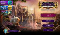 Video Game: The Secret Order 3: Ancient Times