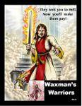 RPG Item: Waxman's Warriors