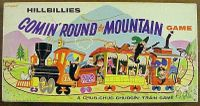 Board Game: Hillbillies Comin' Round the Mountain
