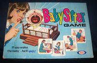 Board Game: Babysitter Game