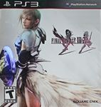 Video Game: Final Fantasy XIII-2