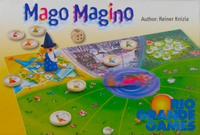 Board Game: Mago Magino