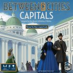 Board Game: Between Two Cities: Capitals