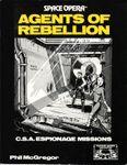 RPG Item: Agents of Rebellion