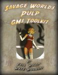 RPG Item: Pulp GM's Toolkit