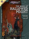RPG Item: Book of Hallowed Might