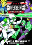 Board Game: Superbeings Jumbo Card Game