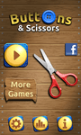 Video Game: Buttons and Scissors