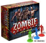 Board Game: Zombie Mutation: City of Mayhem