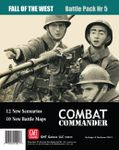Board Game: Combat Commander: Battle Pack #5 – Fall of the West