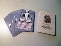 RPG Item: Axebane's Deck of Many Dungeons