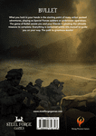 RPG Item: Bullet: The Special Forces Role-Playing System And Setting Guideline Manual