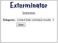 Video Game: Exterminator