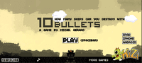 Video Game: 10 Bullets
