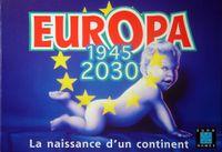 Board Game: Europa 1945-2030