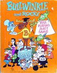 Board Game: Bullwinkle and Rocky Role Playing Party Game