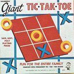 Board Game: Tic-Tac-Toe