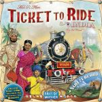 Video Game: Ticket to Ride - India
