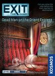 Board Game: Exit: The Game – Dead Man on the Orient Express