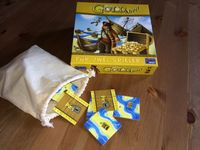 Board Game: Gold Ahoy!