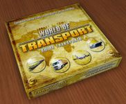 Board Game: World of Transport
