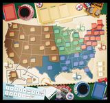 Board Game: 1960: The Making of the President