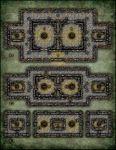 RPG Item: VTT Map Set 220: Siege of Tristone Tower