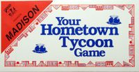 Board Game: Your Hometown Tycoon Game
