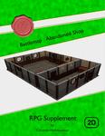 RPG Item: Battlemap: Abandoned Shop