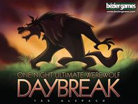 Board Game: One Night Ultimate Werewolf Daybreak