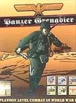 Board Game: Panzer Grenadier