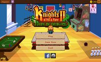 Video Game: Knights of Pen and Paper 2: Here Be Dragons