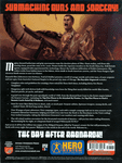 RPG Item: The Day after Ragnarok (HERO System 6th Edition)