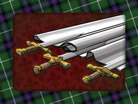 Board Game: Swords and Bagpipes: Special Dagger deck