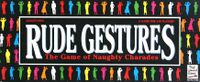 Board Game: Rude Gestures