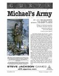 RPG Item: GURPS WWII: Michael's Army