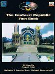 RPG Item: The Centauri Republic Fact Book