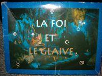 Board Game: La Foi et le Glaive