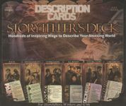 RPG Item: Description Cards: Storyteller's Deck