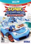 Video Game: Sonic & All-Stars Racing Transformed