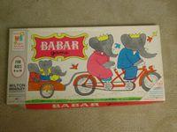 Board Game: Babar Game