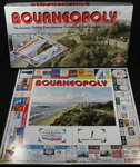 Board Game: BourneOpoly