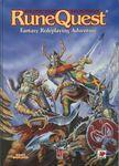RPG Item: RuneQuest Fantasy Roleplaying Adventure