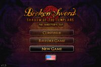 Video Game: Broken Sword: Director's Cut