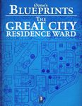 RPG Item: 0one's Blueprints: The Great City, Residence Ward